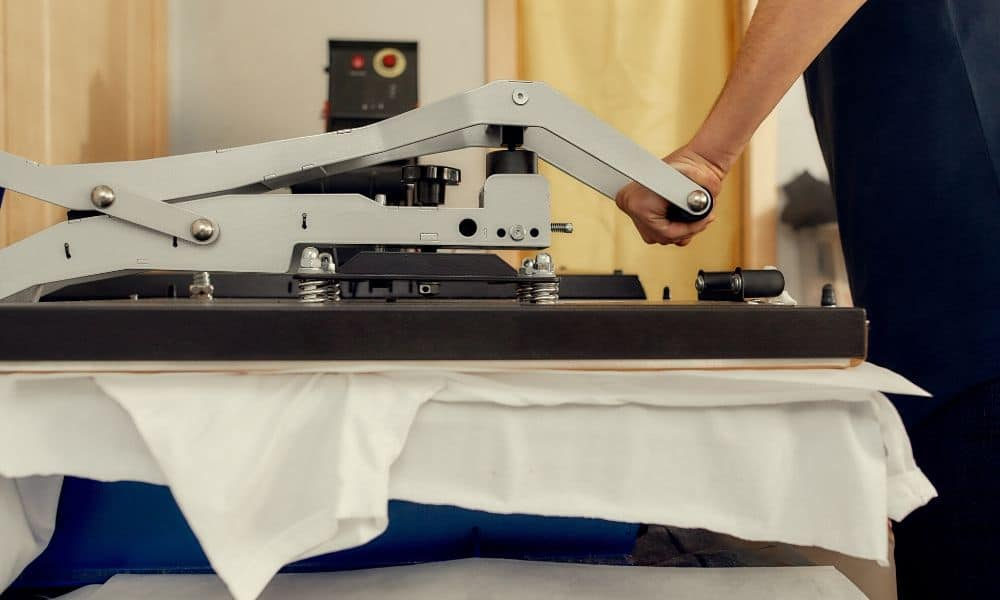 Is a Heat Press Better Than an Iron?