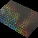 Black Holo Rainbow